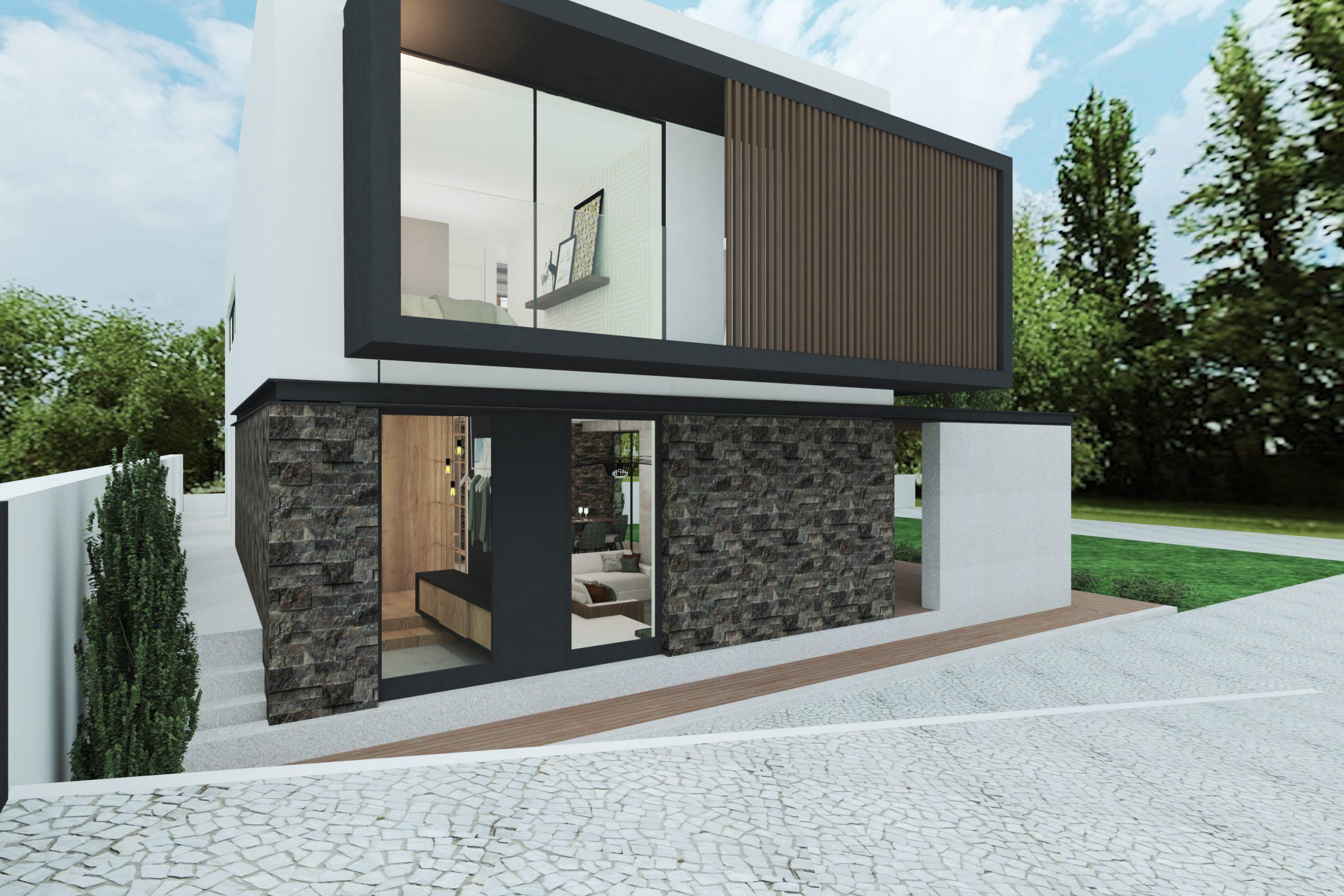 habitação moderna
